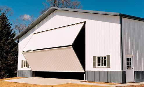 Canopy Type Bifold Doors