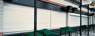 Counter Roll-Up Doors for Stadiums - Commercial Doors NYC NJ