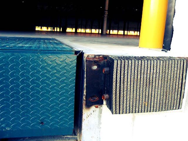 Dock Bumpers, Bottom Door Bumper Pads, Molded Bumpers, Laminated Bumpers, Compression Bumpers, Dock Pads, Dock Wall Pads