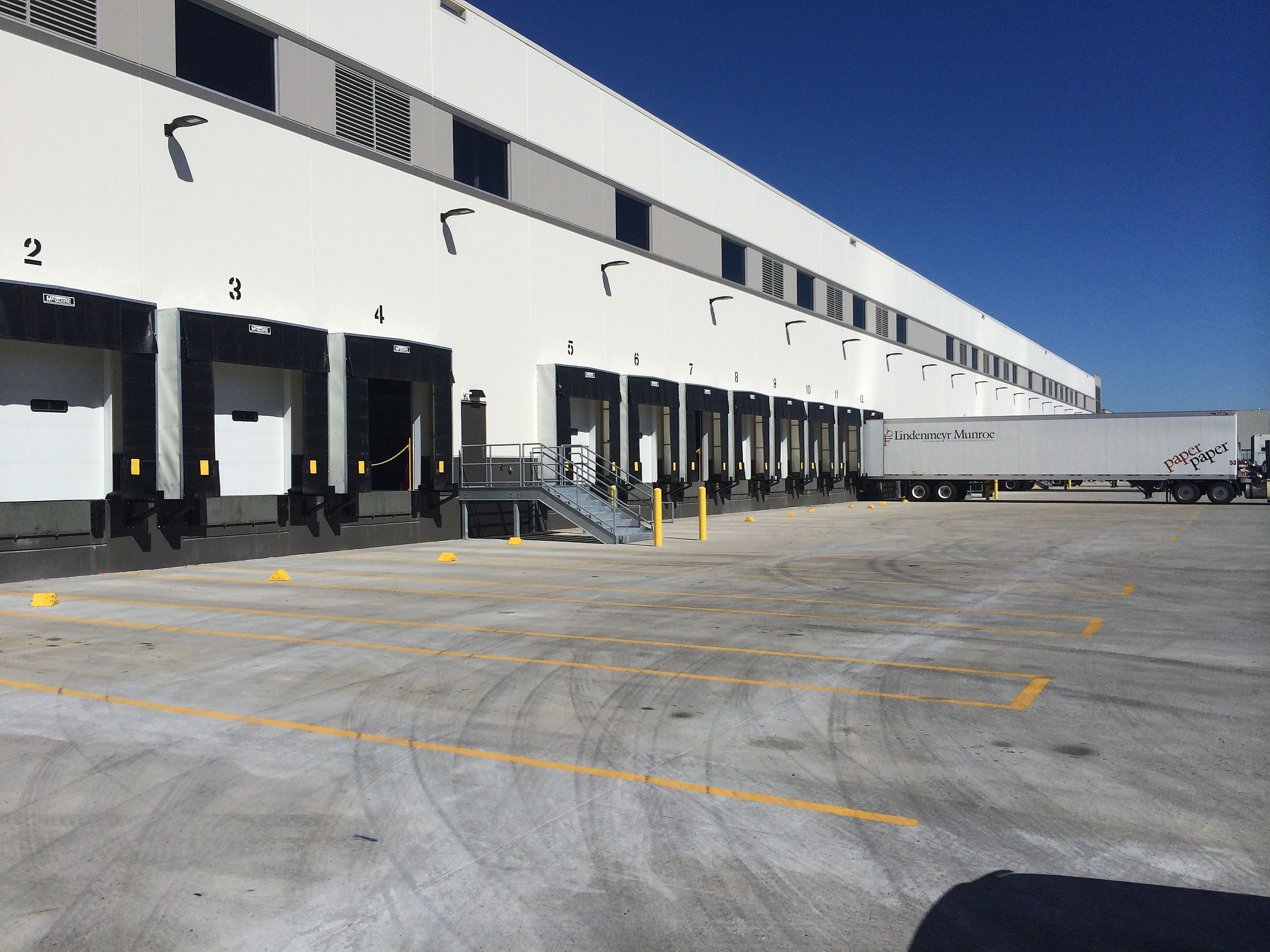 Loading Dock Doors  installed in New Jersey & New York