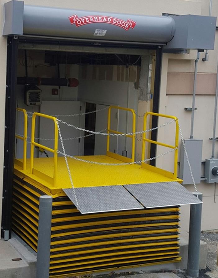 Dock Scissor Lifts, Material Elevator Lifts, Loading Dock Light, Material Bridge, Scissor Dock Plate