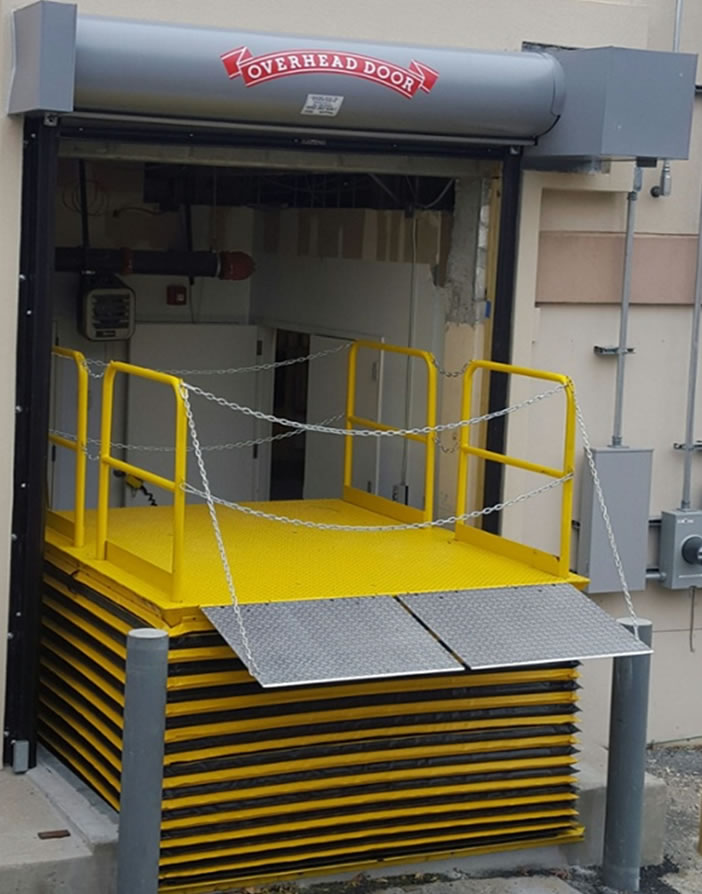 Dock Scissor Lifts, Material Elevator Lifts, Loading Dock Light, Material Bridge, Scissor Dock Plate