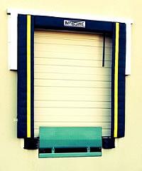 Dock Seals, Dock Shelters, Door Pads, Foam Pads, Dock Pads, Side Bumpers, Cushion Bumpers, Compression Bumpers, Door Seals
