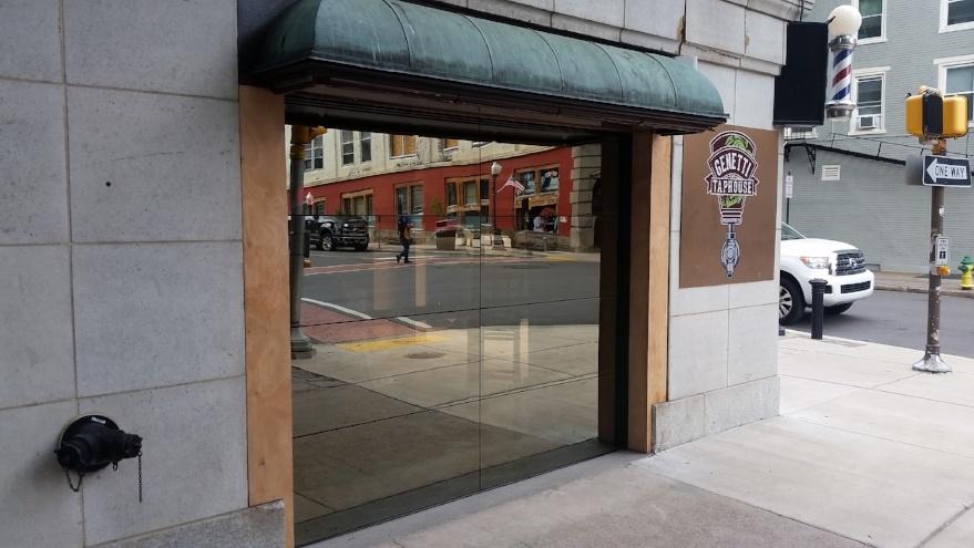 Envy Full Glass Garage Door by Overhead Door Corp