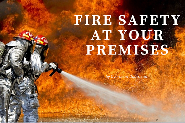 Fire Safety at Your Premises