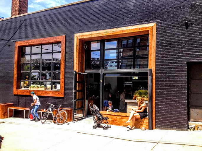 Garage Restaurant And Cafe Ny