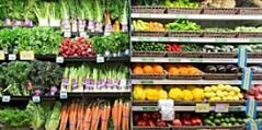 Overhead Doors for Grocery Stores