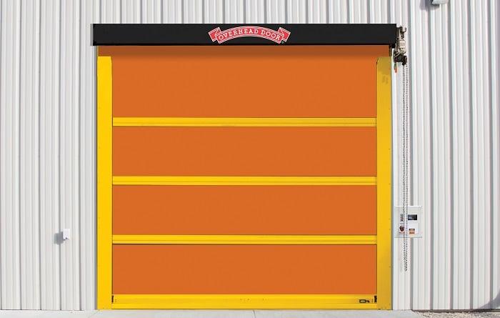 High-Speed Door, Fast Door, Fabric Overhead Door  993 Wide