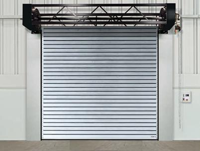 High-Speed Metal Door - RapidShield® Model 998 NYC NJ