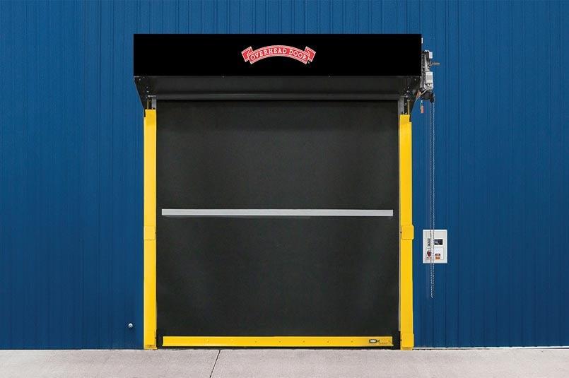 High-Speed Rubber Door, Roll Up Rubber Door NYC NJ 1