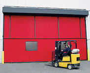 High Performance Doors, Rapidslat, commercial doors, industrial door, Rapidslat Advanced Service Doors