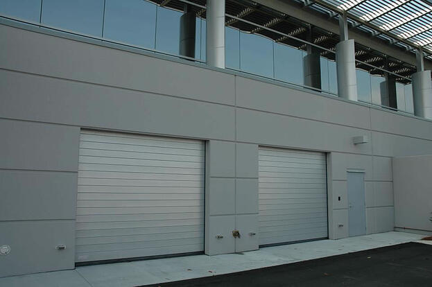 High speed or fast rolling doors for residential and car