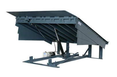 Hydraulic Dock Levelers by McGuire