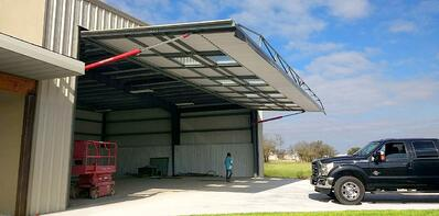Hydraulic Garage Doors 2