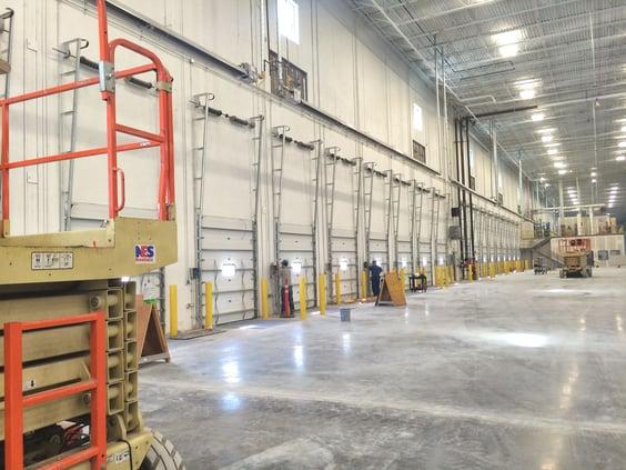 Industrial Dock Doors in NYC