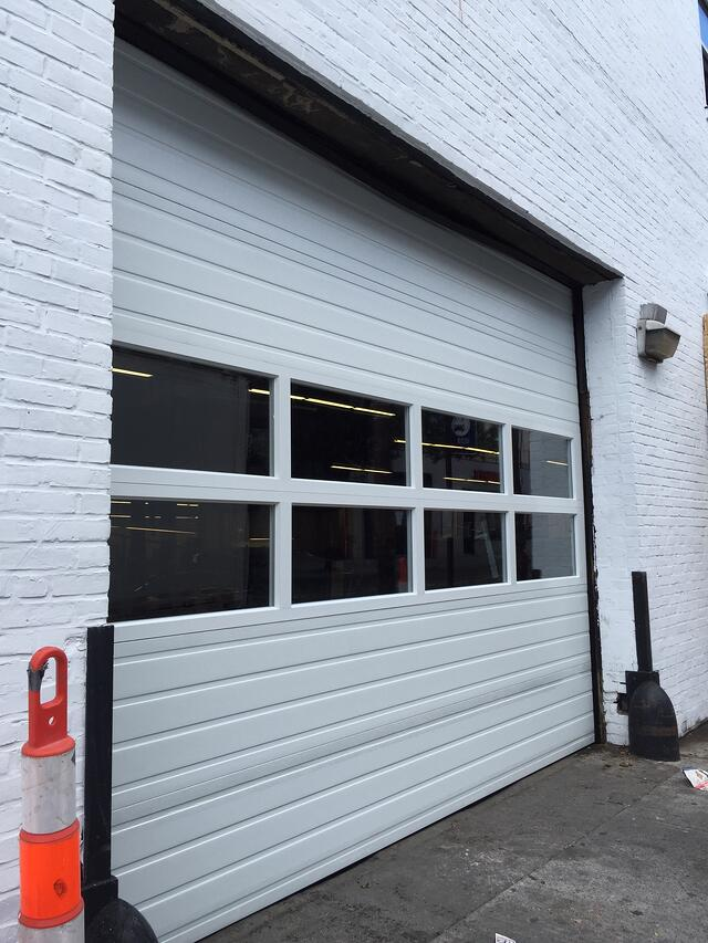 Panel Doors For Warehouses