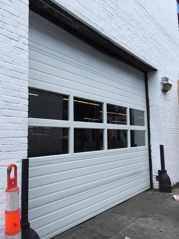 Industrial_panel_rolldown_garage_door_NY_NJ_repair