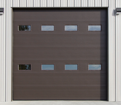 Insulated Sectional Advanced Performance Doors RV-26 Thermacore Overhead Door