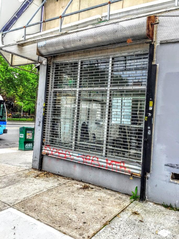 New York City Storefront Gates Premium Version
