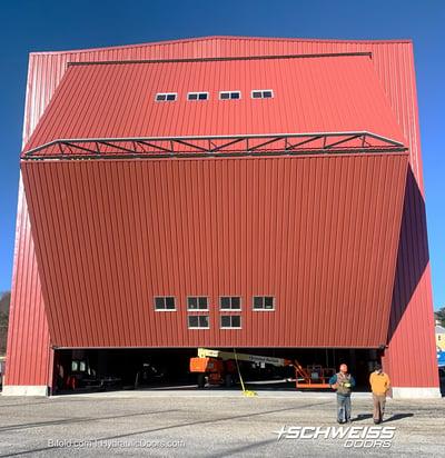Oversized Commercial Bifold Doors