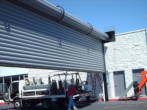 Oversized Commercial Doors - Rollup Doors 3
