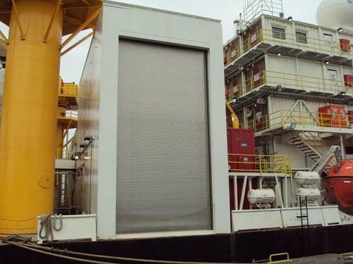 Oversized Commercial Doors - Rollup Doors