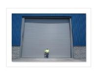 Oversized Commercial Doors