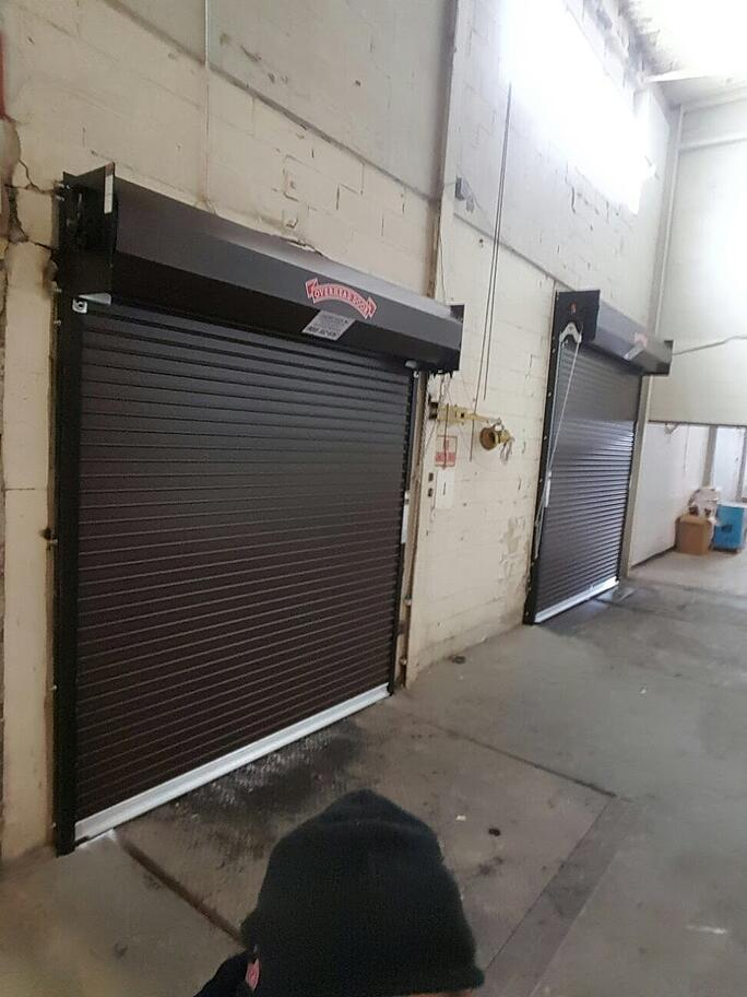 Preventative Maintenance for Rolling Steel Gate Doors Overhead Door Company of the Meadowlands & New Jersey rolling doors, multiple doors service