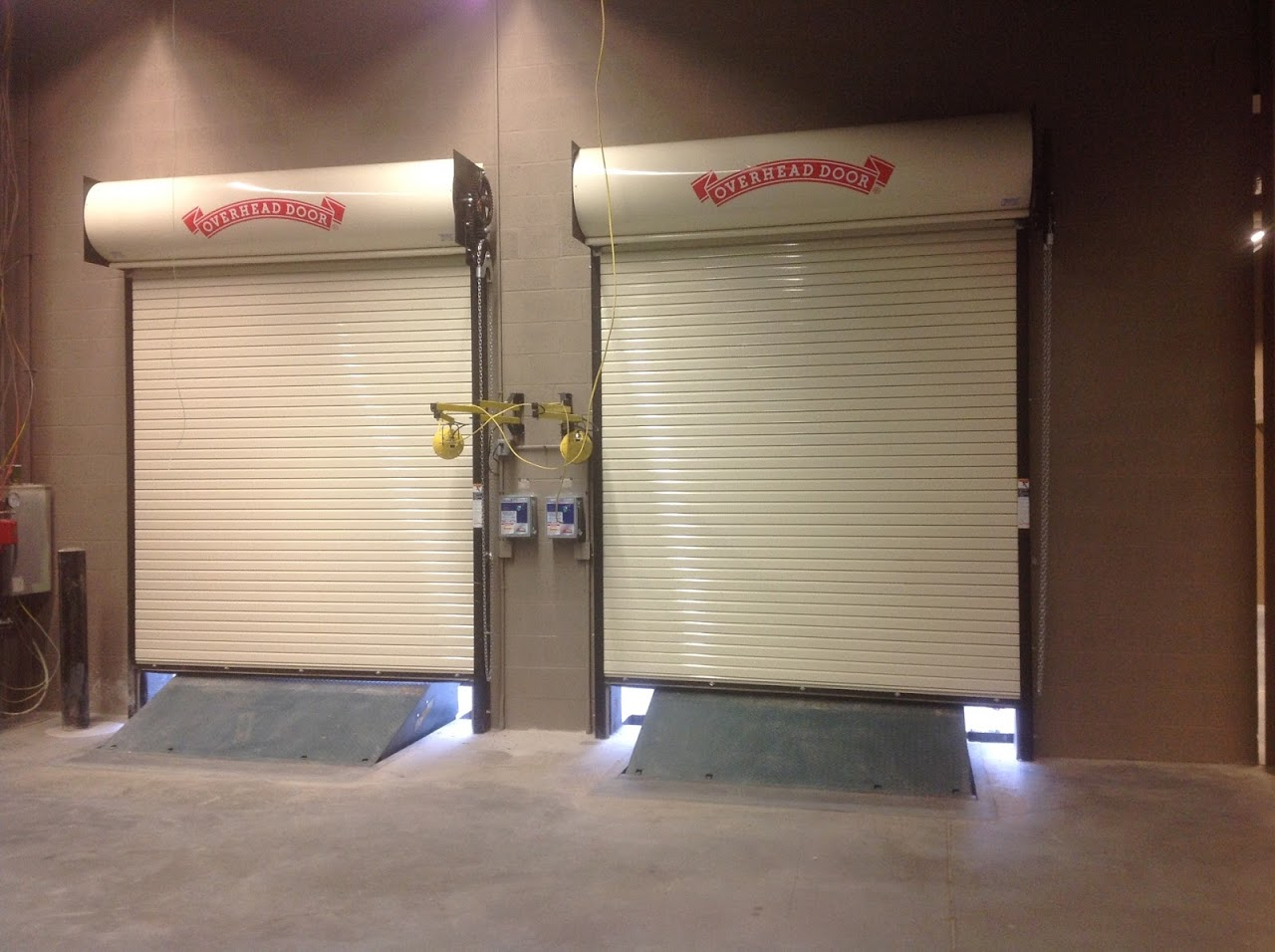 Overhead Door Company of The Meadowlands \u0026 NYC Rolling Door Service Photos & Rolling Door/Gate Red Zone Clearances for Install and Service