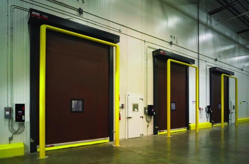 Rubber & Fabric Dock Doors