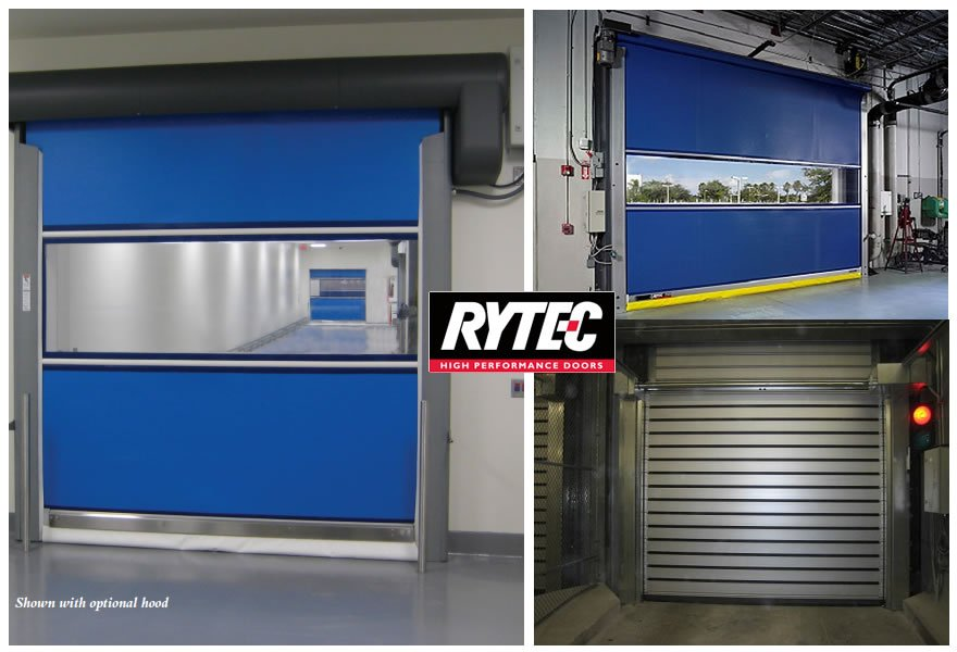 Secondly the installation maintenance and servicing of those doors must meet the same uncompromising standards. When it comes to installation the Rytec ... & Rytec High Speed Doors for Your Building - Getting The Best!