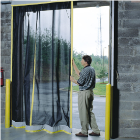 Screen-Pro Sliding Bug Screen offered by Overhead Door Co. of Central Jersey