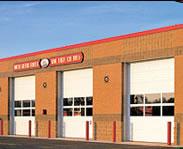 Sectiona Steel Doors, Commercial Doors, Installing Commercial Doors,  Industrial Door, Commercial Overhead