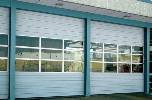 Sectional Steel Door 430 Wide
