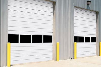Sectional Steel Door 432 Wide-2
