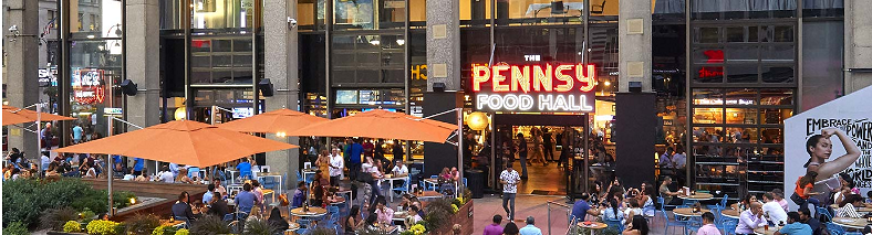 The Penny Food Hall Photo by NYCgo