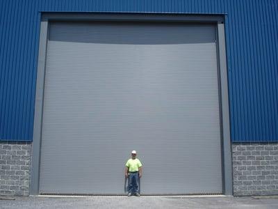 rolling steel doors, roll up doors, motorized roll up door NJ NYC