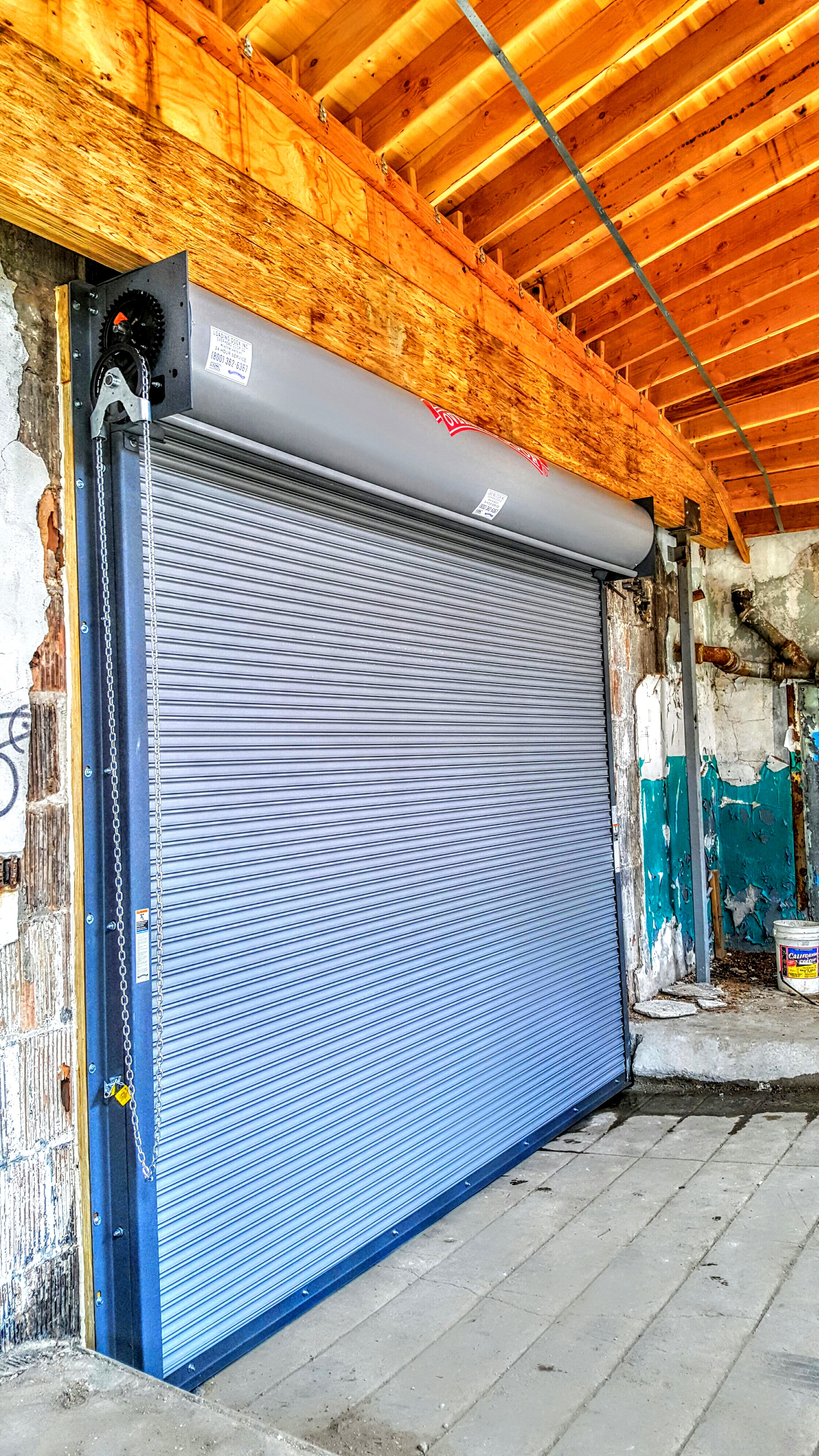 Bergen County Overhead Door Rolling Systems