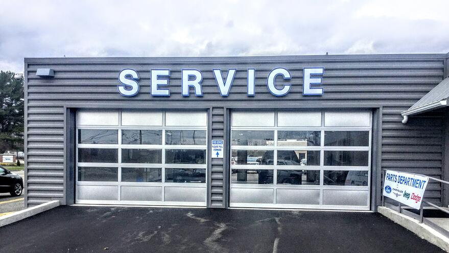 Commercial Overhead Door Repairs In New Jersey And New York