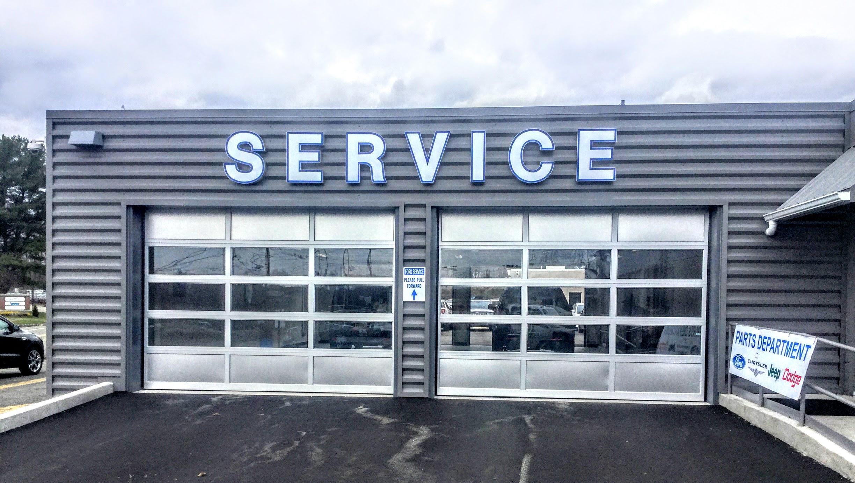 Wonderful Car Dealership Commercial Garage Door Repair Company New