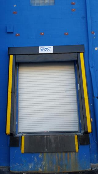 Dock Door Seals At Your Loading Bay In New Jersey Amp New York