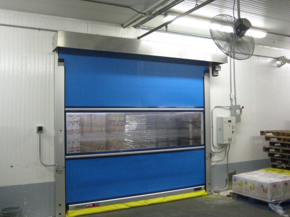 Fabric high-speed door Rytec
