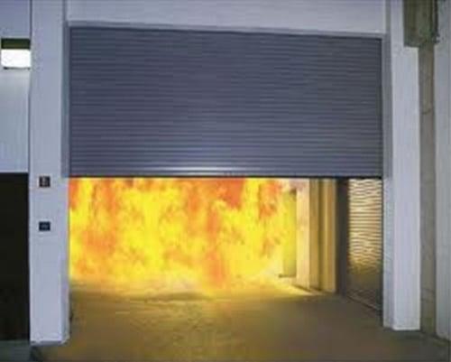 Rolling Fire Doors