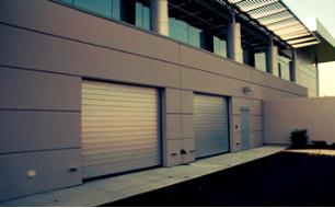 Rytec Spiral Aluminum high-speed doors