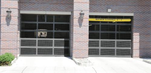 Parking Garage Doors