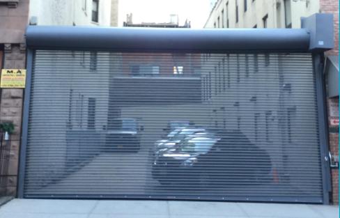 Parking Garage Door in New Jersey