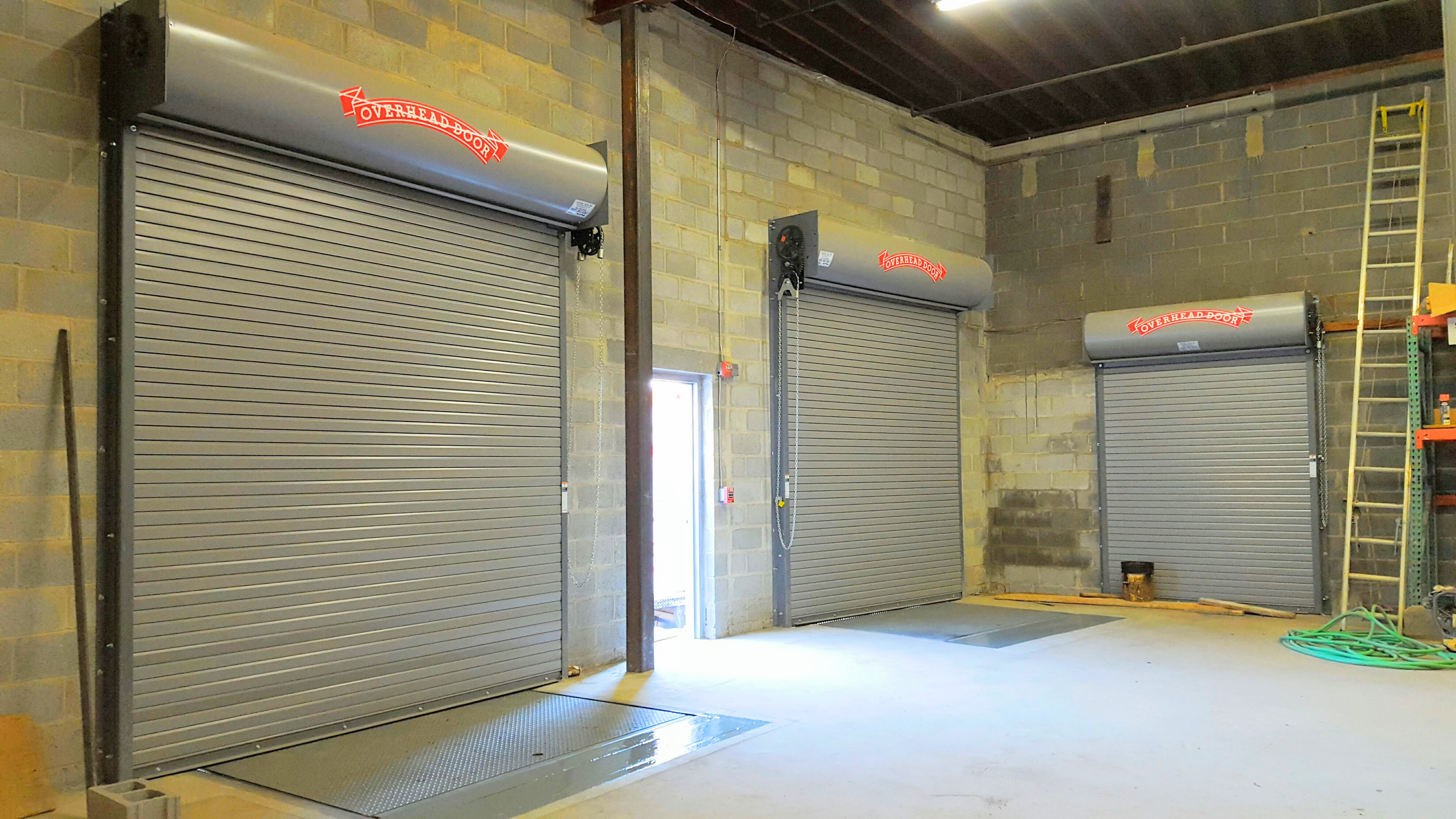 Insulated Loading Dock Rollup Doors Gates Bergen Hudson County, NJ