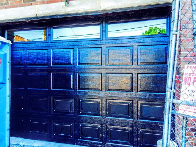 Installing Flood Venting In A Garage : Flood vents for parking garage doors