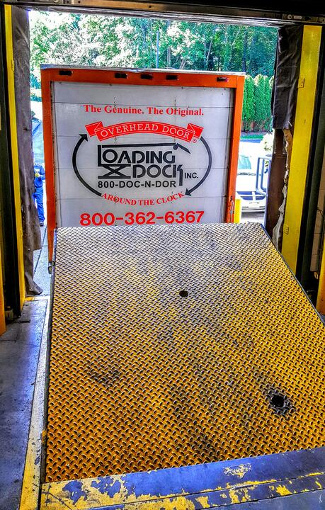 Loading Dock Plate Repairs & Replacements in New Jersey, New York, Manhattan, Bronx, Queens, Brooklyn, Staten Island, Jersey City, Rockland, Westchester, Central New Jersey