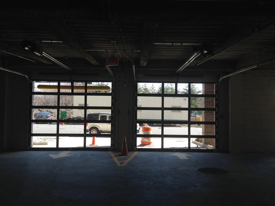 Wire Mesh Overhead Doors